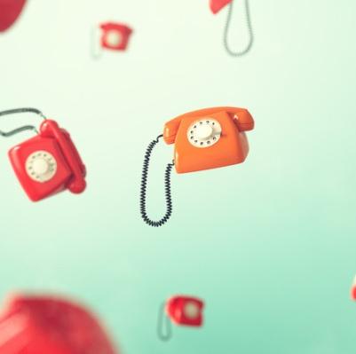 Reserva por teléfono