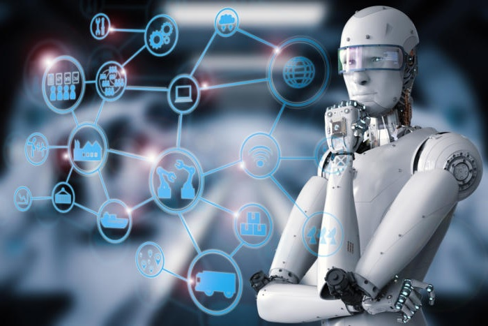 robot contestador