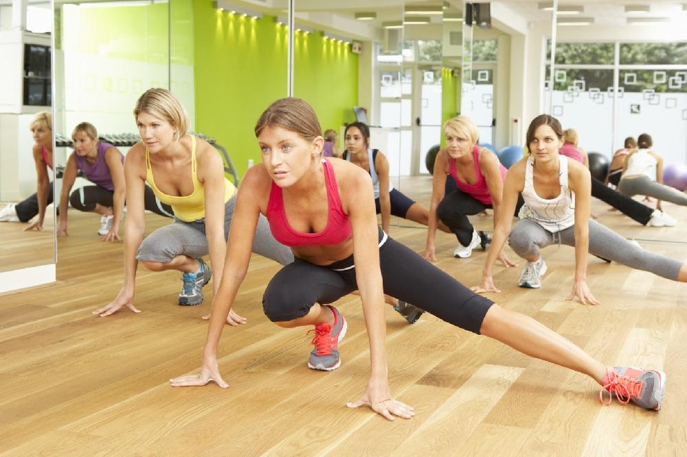 clases de fitness